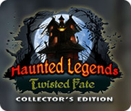 Haunted Legends: Twisted Fate Collector's Edition logo