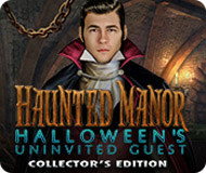 Haunted Manor: Halloween's Uninvited Guest Collector's Edition logo