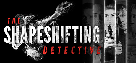 The Shapeshifting Detective logo