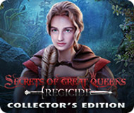 Secrets of Great Queens: Regicide Collector's Edition logo