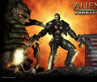 Alien Shooter 2: Reloaded logo