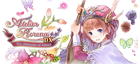 Atelier Rorona ~The Alchemist of Arland~ DX logo