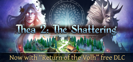 Thea 2: The Shattering logo