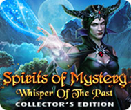 Spirits of Mystery: Whisper of the Past Collector's Edition logo