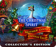The Christmas Spirit: Mother Goose's Untold Tales Collector's Edition logo