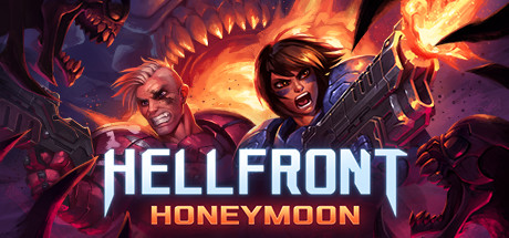 Hellfront: Honeymoon logo