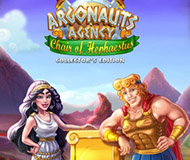 Argonauts Agency: Chair of Hephaestus Collector's Edition logo