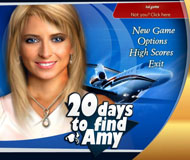 20 days to find Amy