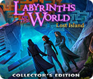Labyrinths of the World: Lost Island Collector's Edition logo