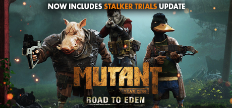 Mutant Year Zero: Road to Eden logo
