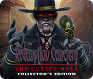 Redemption Cemetery: The Cursed Mark Collector's Edition logo