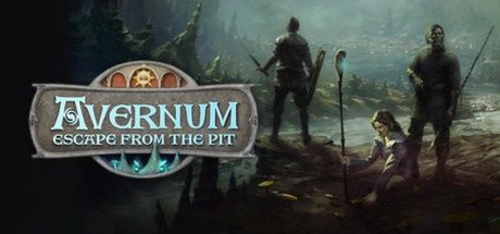 Avernum: Escape From the Pit logo