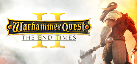 Warhammer Quest 2: The End Times logo