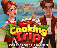 Cooking Trip Collector's Edition logo