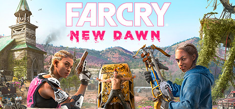 Far Cry New Dawn logo