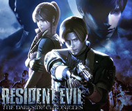 Resident Evil: The Darkside Chronicles logo