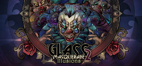 Glass Masquerade 2: Illusions logo