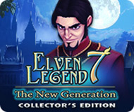 Elven Legend 7: The New Generation Collector's Edition logo