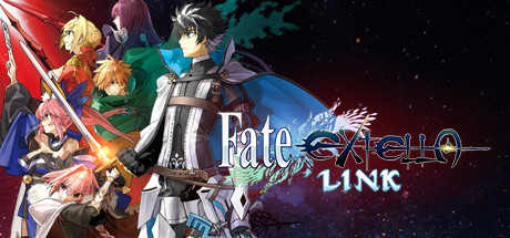 Fate/EXTELLA LINK logo