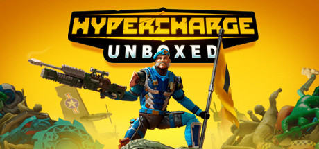 HYPERCHARGE: Unboxed logo
