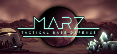 MarZ: Tactical Base Defense logo