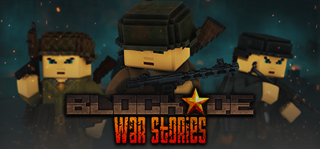 BLOCKADE War Stories logo