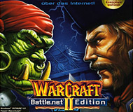 Warcraft II Battle.net Edition logo