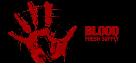 Blood: Fresh Supply logo