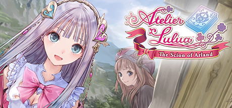 Atelier Lulua ~The Scion of Arland~ logo