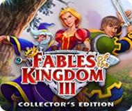 Fables of the Kingdom III Collector's Edition logo