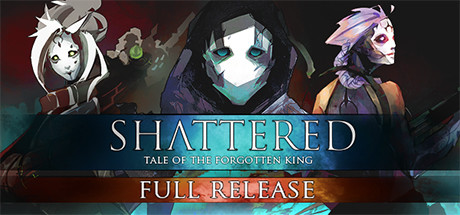 Shattered - Tale of the Forgotten King logo