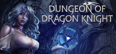 Dungeon Of Dragon Knight logo