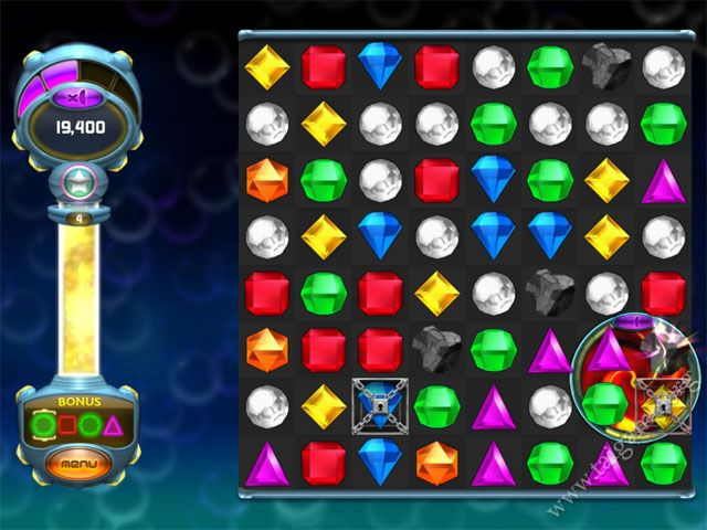 bejeweled twist online game