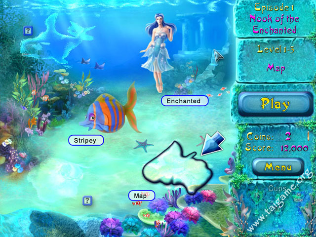 free mermaid games to download