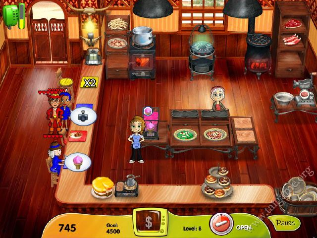 Cooking Dash Pc Download Free