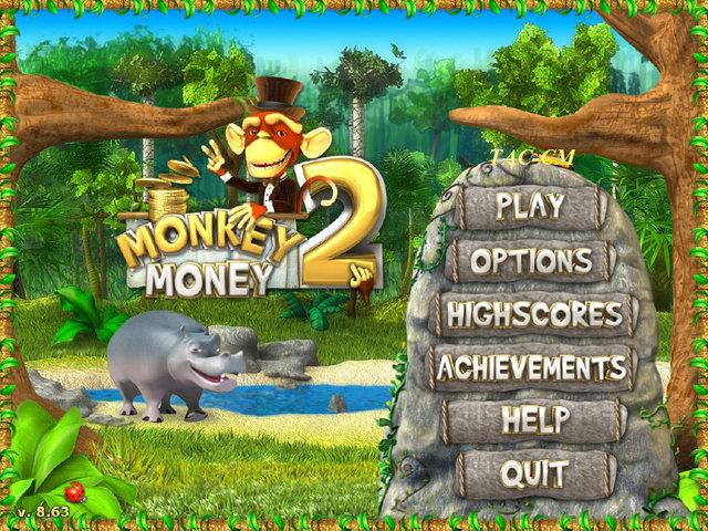 Monkey Money Games