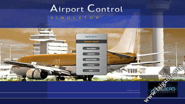 airport games online simulation