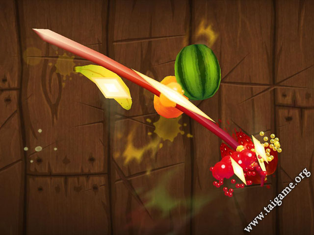 fruit ninja flash