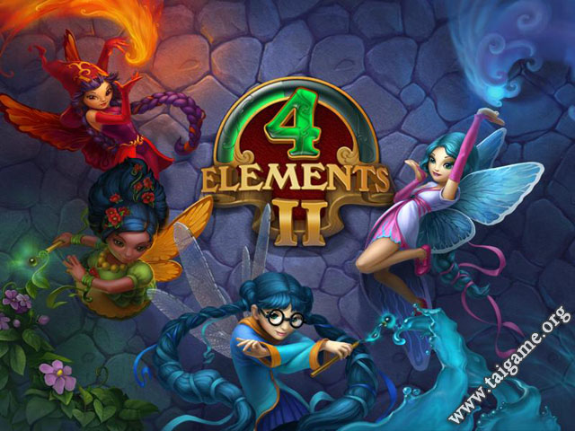 four elements game
