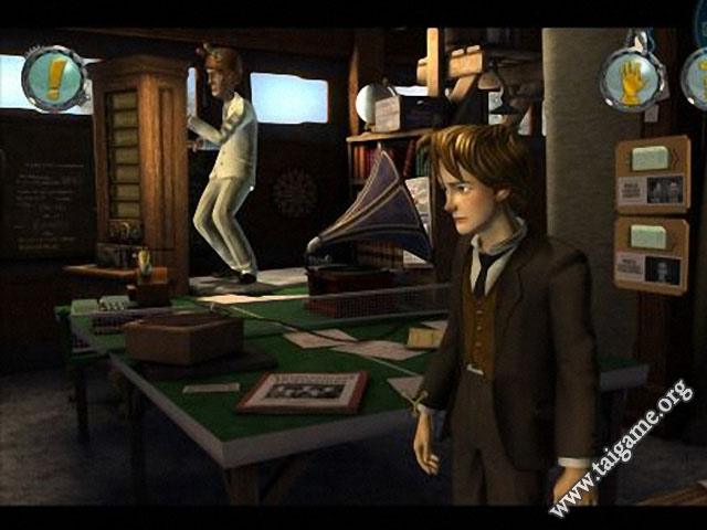 Back to the future the game episode 4 double visions picture4