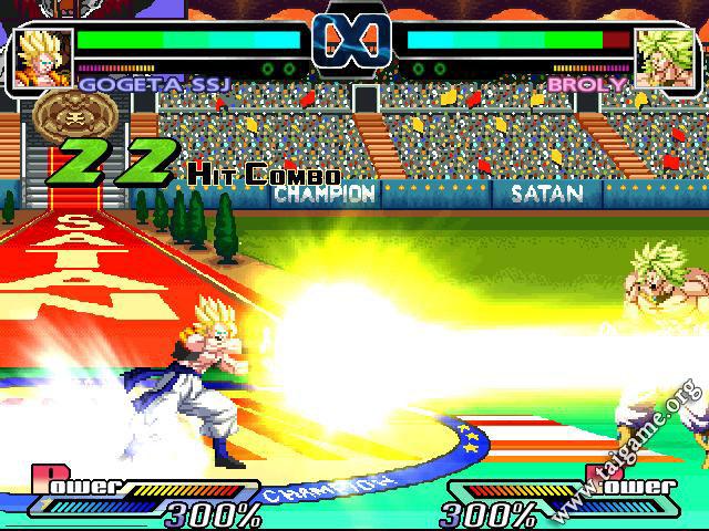 dbz online fighting games
