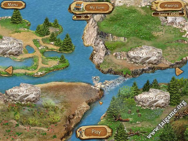 اللعبة الجديدة والممتعة Pioneer Lands 2011 277 ميـــجا