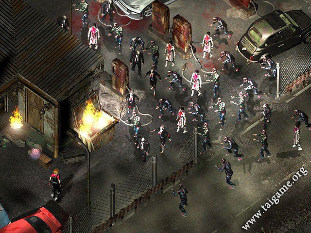 2 player games shooting zombie games