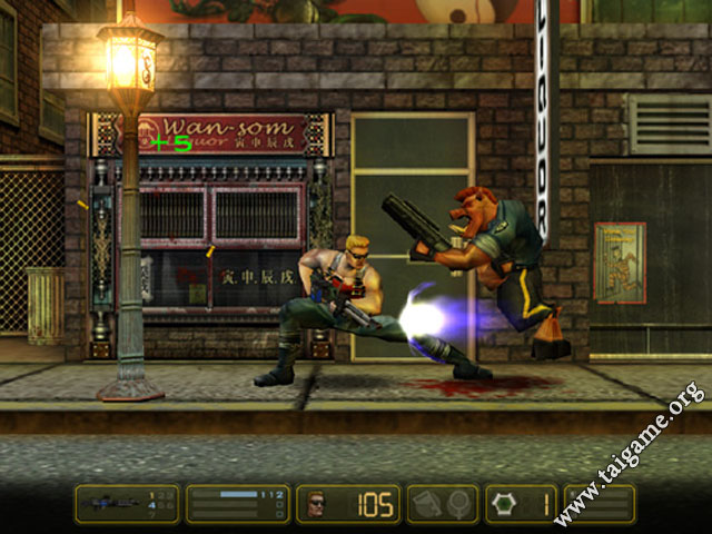 Play Duke Nukem Flash Game