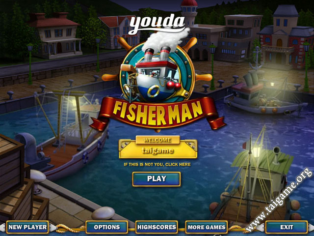 Youda Fisherman - NEW Time Management Game [AllSmartGames]