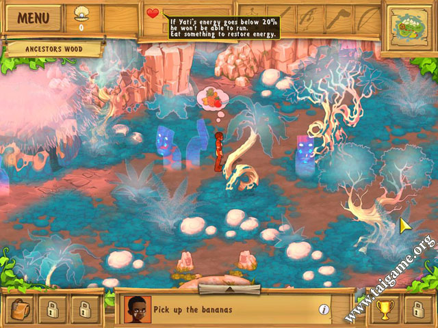 Download game the island castaway 3.