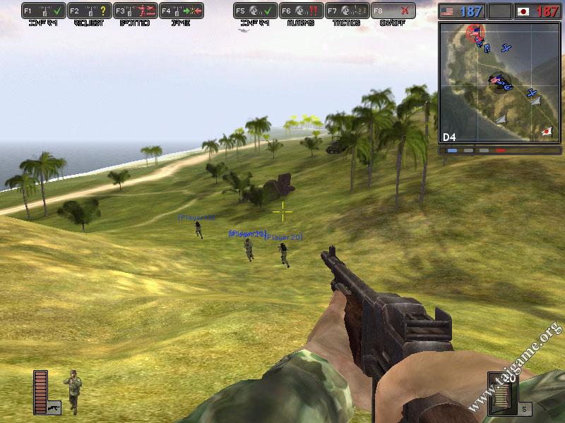 Battlefield 1942 дата выхода, системные требования, трейлер.