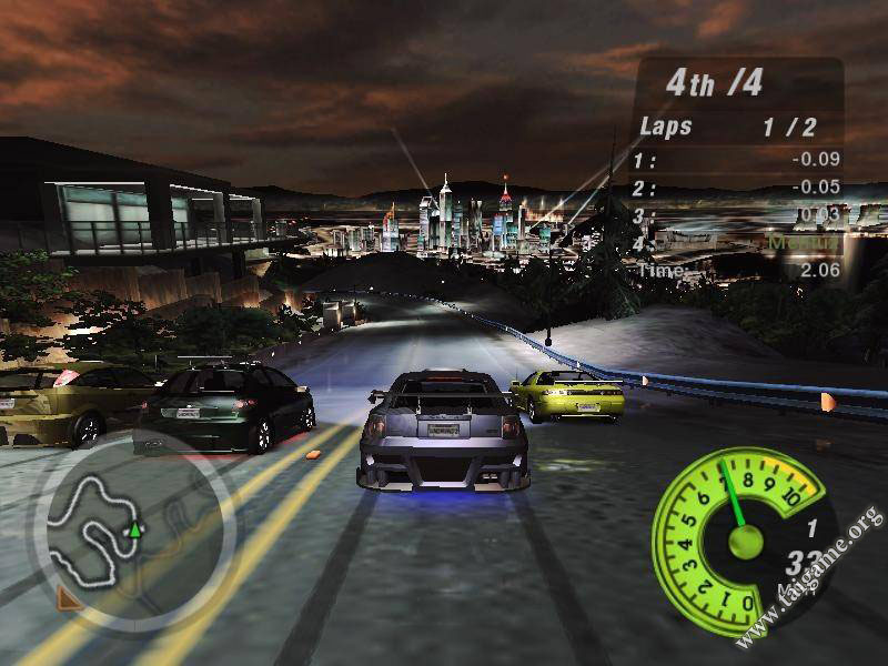 Download game racing nfs underground