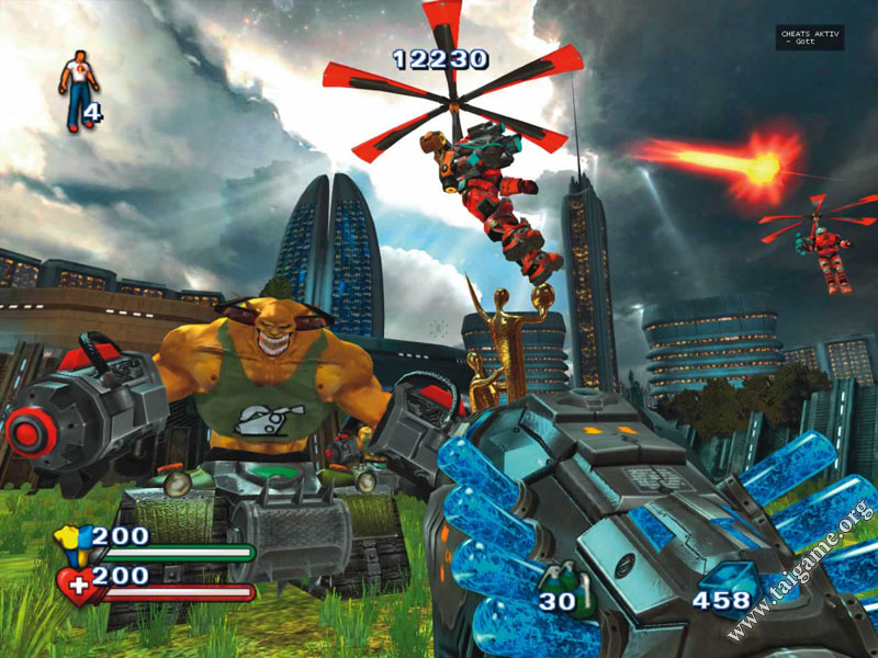 Serious Sam 2 Review And Download