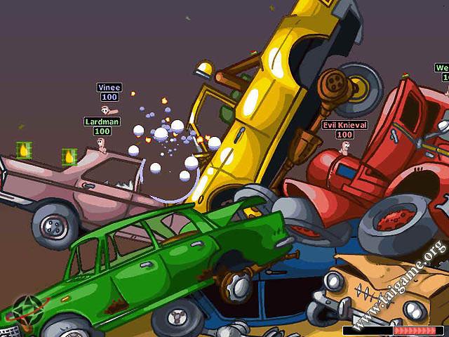 Worms Armageddon RePacK (1999RUS) .